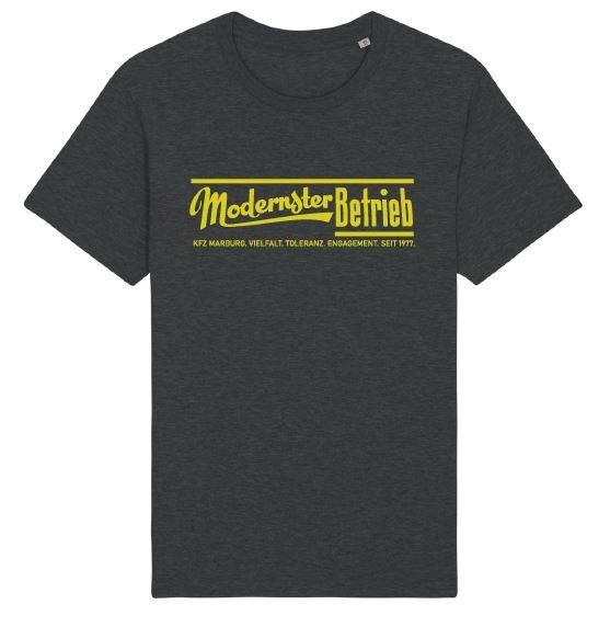 """T-Shirt """"Modernster Betrieb"""""""